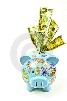 Pig Bank Royalty Free Stock Photography - Image: 17911177