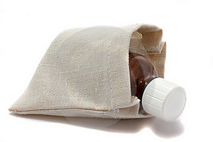 Medicine In The Bag Stock Photography - Image: 17911912