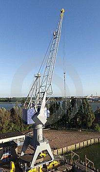 Crane Royalty Free Stock Image - Image: 17913056