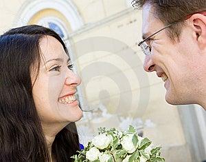 Romantic Couple Stock Image - Image: 17913551