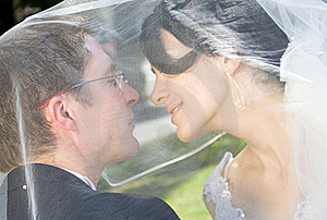Bride And Groom Stock Images - Image: 17913574