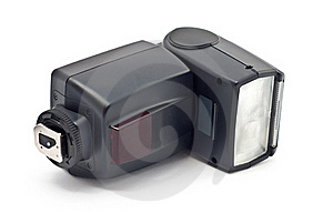 Flash Lamp Stock Photography - Image: 17914362