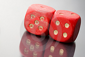 Dices Stock Images - Image: 17916494