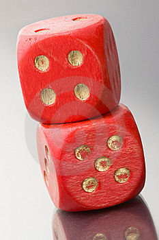 Dices Royalty Free Stock Images - Image: 17916869