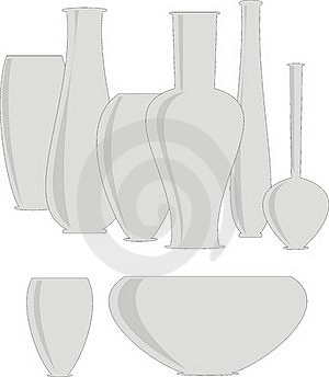 Vases. Stock Photography - Image: 17917542