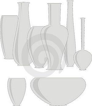 Vases. Stock Photography - Image: 17917542