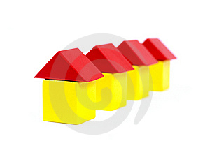 Toy House Royalty Free Stock Photo - Image: 17919195