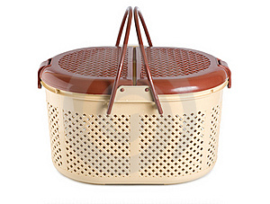 Baskets For Animals Stock Photos - Image: 17930303