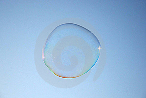 Soap Bubble Royalty Free Stock Photography - Image: 17931117