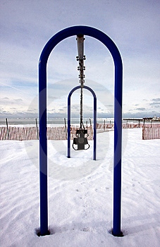 An Empty Playground Stock Photos - Image: 17932703