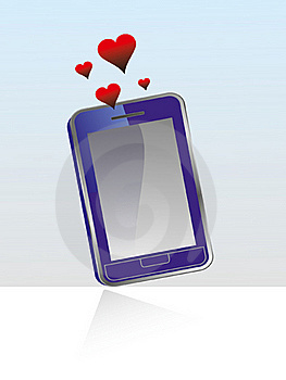 Vector Smart Phone Stock Photos - Image: 17935233
