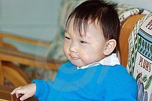 Confident Child Stock Images - Image: 17939944