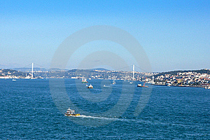 Bosphorus Royalty Free Stock Image - Image: 17949256