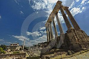 Palatino - Forum Romanum Stock Photos - Image: 17950253