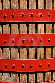 Wine Press Royalty Free Stock Image - Image: 17950416