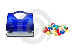 Office Accessories Stock Photo - Image: 17954520