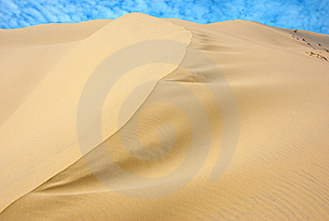 Dunes Royalty Free Stock Photos - Image: 17965648