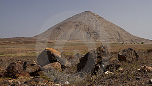 Rocky Desert Royalty Free Stock Photos - Image: 17967718