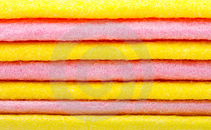 Stack Of Rags Royalty Free Stock Images - Image: 17969179