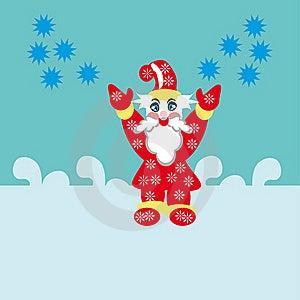 Santa Is Coming Royalty Free Stock Image - Image: 17969826