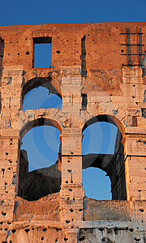 Colosseum. Royalty Free Stock Image - Image: 17971376
