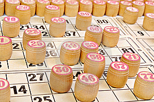 Board Game - A Lotto Royalty Free Stock Photo - Image: 17972085