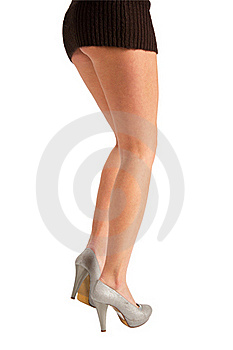 The Purity Legs Royalty Free Stock Image - Image: 17973426