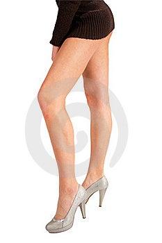 The Slim Erotic Legs Stock Image - Image: 17973441