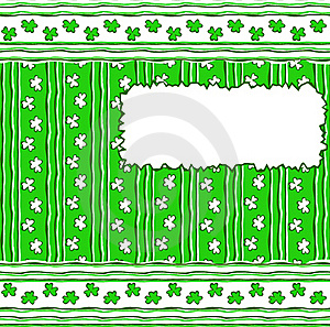 St. Patrick's Day Background Stock Photography - Image: 17984382