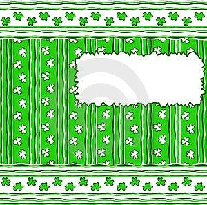 St. Patrick's Day Background Stock Photography - Image: 17984382