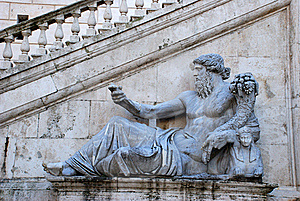 Rome - Campidoglio (The Capitoline Hill) Stock Photos - Image: 17985373