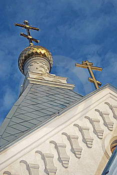 Orthodox Church Stock Image - Image: 17985751
