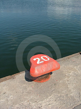 Mooring Post Free Stock Photos