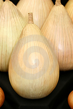 Onions Make You Cry Royalty Free Stock Photos