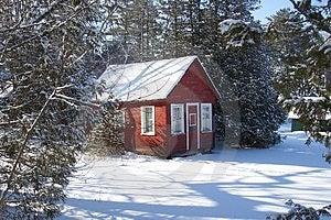 Boathouse Free Stock Photography