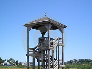 Observation Tower Free Stock Image