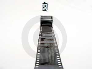 Film Canaster Free Stock Photography