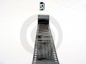 Film Canaster Lizenzfreie Stockfotografie