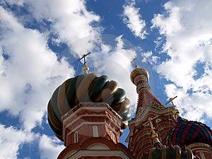 Cathédrale de Pokrovsky [3] Image stock
