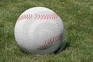 Large Baseball Free Stock Photos