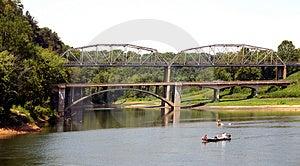 Road Bridges Free Stock Photography