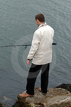 Fisherman Stock Image - Image: 186531