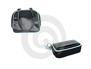 Bag And Purse Free Stock Photo