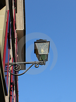 House light Stock Photo
