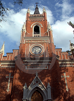 Église 1 Image stock