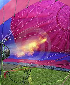 Hot Air Free Stock Photo