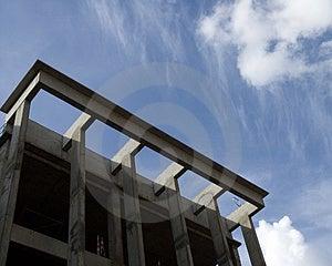Área de la construcción Imagenes de archivo
