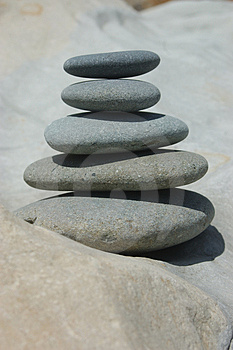 Rock Pile Royalty Free Stock Images - Image: 1800469