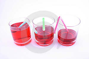 Red Drink Stock Photos - Image: 1802063
