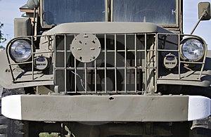 WWII Vehicle Royalty Free Stock Photos - Image: 1804688